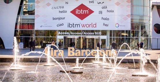 IBTM World celebra su trigésima edición en Barcelona con varias novedades