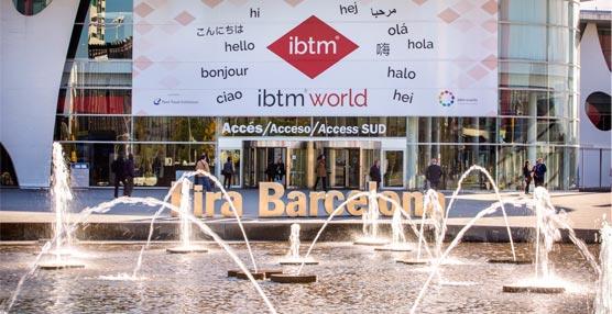 Comienza en Barcelona la trigésima edición de la feria IBTM World