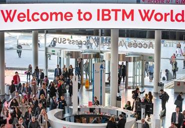 IBTM World renueva su contrato con Barcelona
