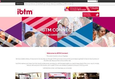 IBTM Events crea una plataforma de contenidos