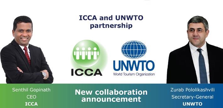 ICCA y OMT potencian la formación sectorial