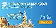 Cartagena de Indias, sede del 60 Congreso Anual ICCA