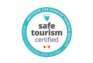 Éxito rotundo del distintivo Safe Tourism Certified creado por el ICTE