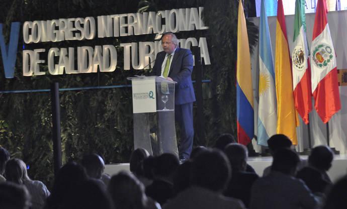 Mirones: 'El ICTE es un referente mundial que ha sido replicado en muchos países'