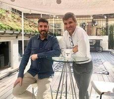 Jesús Fraga y Alberto Mestre, fundadores de IDE Marketing.