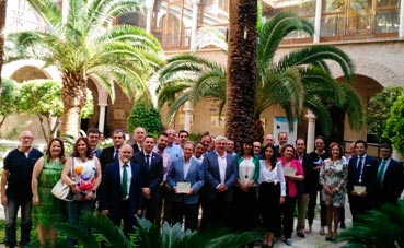 Fraternidad-Muprespa premia a Ferias Jaén