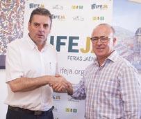 Ifeja patrocina al equipo de fútbol sala Jaén Paraíso Interior