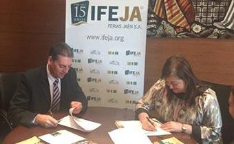 Ferias Jaén facilita sus servicios a las empresarias