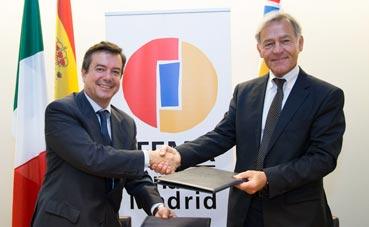 Ifema trabajará conjuntamente con Fiera Roma