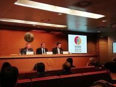 La presentación del balance de Ifema.