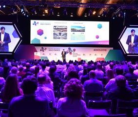Más de 450 expertos internacionales en DES 2019