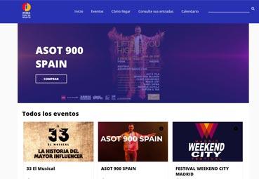 Ifema lanza un canal de venta de entradas 'online'