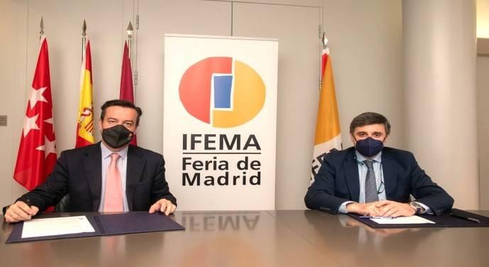 Ifema y Segittur renuevan su alianza para Fitur 2021