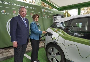 Iberdrola e Ifema impulsan la movilidad eléctrica