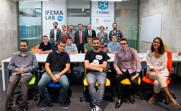 Ifema comienza su laboratorio tecnológico 5G