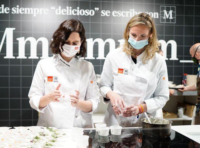 30 talleres de alta cocina de la CAM en Madrid Fusión
