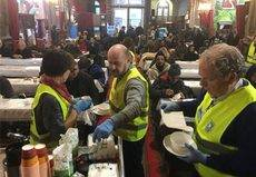Ifema impulsa su solidaridad con la red Voluntare