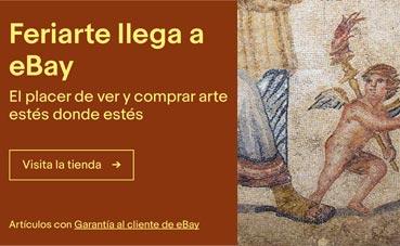 Ifema estrena su tienda 'online' en eBay para Feriarte