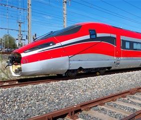 El primer tren de Ilsa acaba de llegar a España