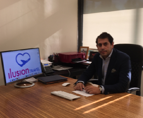 Ilusion Travel iniciará su andadura en enero de 2016