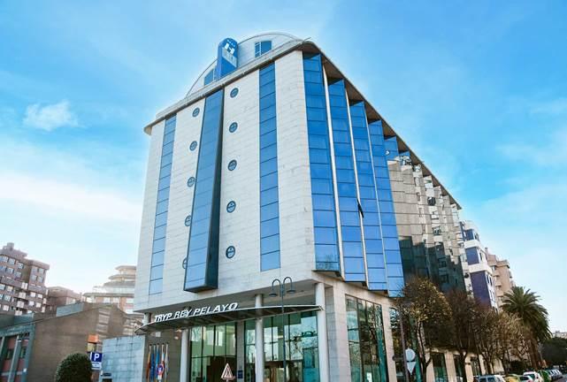 Colliers asesora en la venta del hotel Tryp Gijón Rey Pelayo