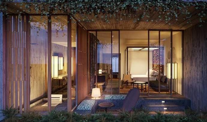 Logran tiene más de 71.000 m2 en proyectos hoteleros