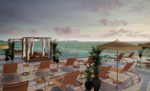 TRS Hotels llegará a Ibiza como parte del proyecto de expansión de Palladium