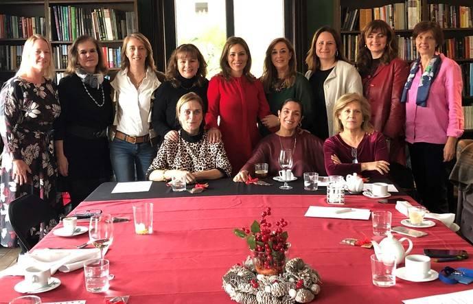 Directivas del Sector se unen para luchar por el empoderamiento de la mujer