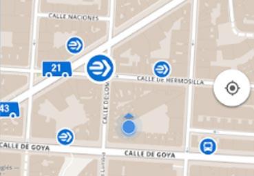 Nace Imbric, una 'app' con toda la movilidad urbana