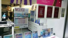 En 2012 y 2015 las ventas del Imsero empezaron en el mes de noviembre.