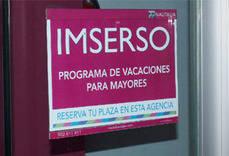 La venta de los viajes del Imserso arranca mañana, día 14 de septiembre.
