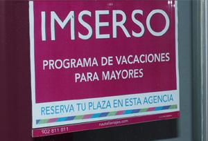 El Imserso arranca el día 15 con un 9% más de plazas que la temporada anterior