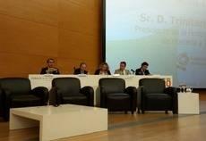 El director del Imserso, César Antón, ha asistido al Congreso de UNAV.