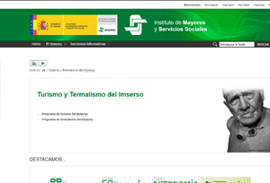 El Imserso recorta el plazo para presentar ofertas y pone como tope el 17 de mayo