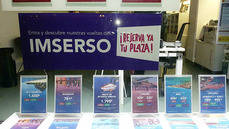 Abierto el programa de Turismo del Imserso 2018-2019