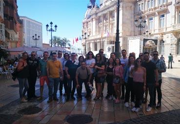 Viaje de incentivo a Cartagena para la red SPG Talleres