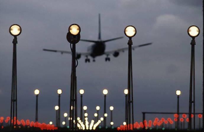 El tráfico aéreo doméstico sigue disparado en 2016