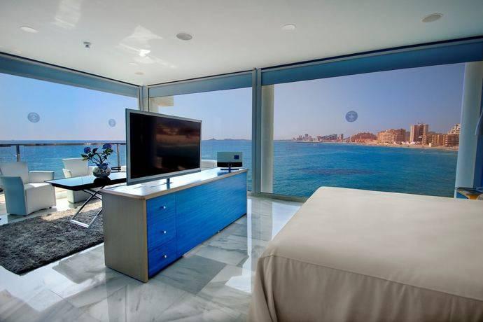 Agosto deja casi 47 millones de noches registradas en los hoteles españoles