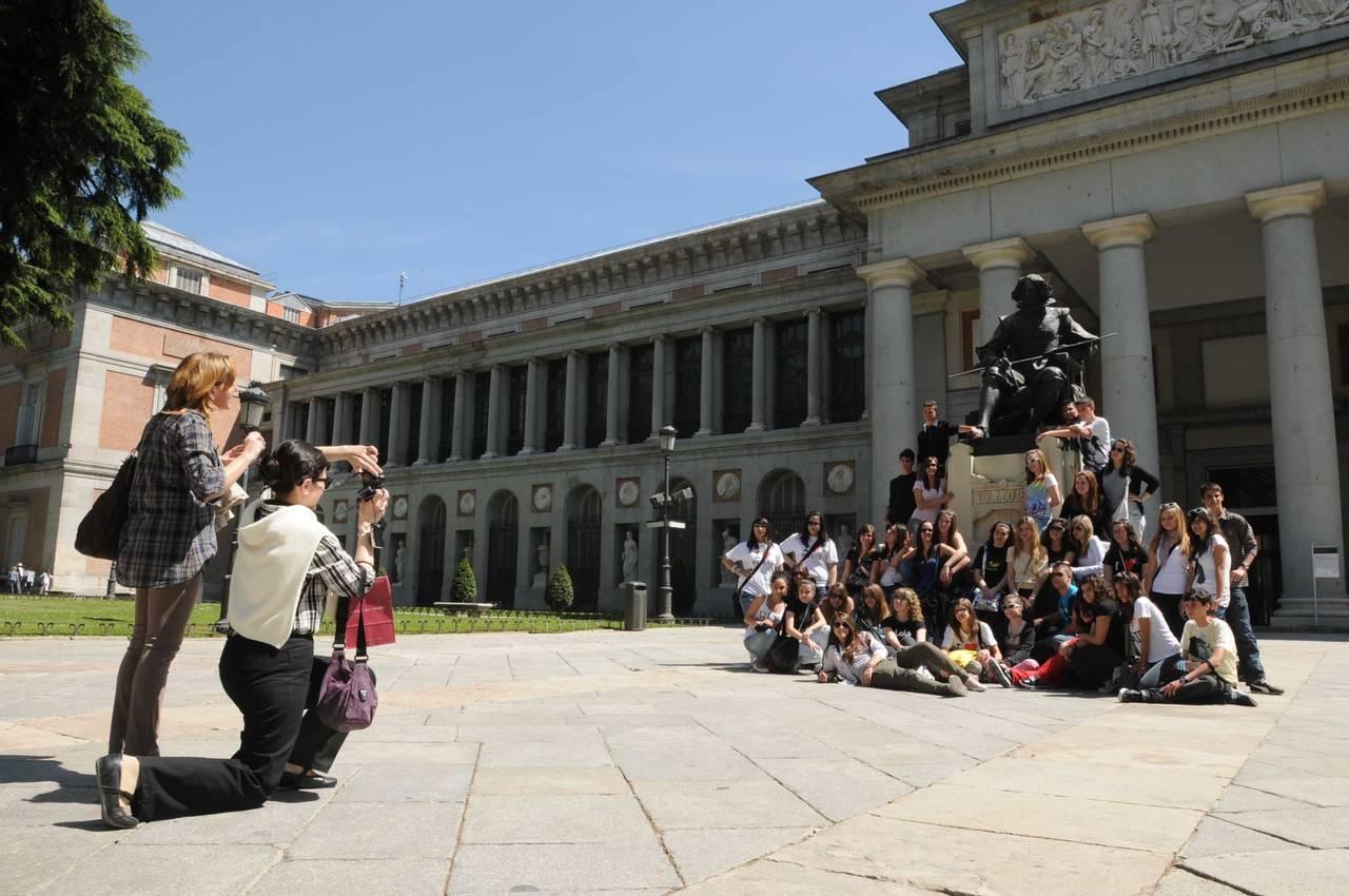 Más de 9,5 millones de turistas extranjeros visitan España en julio, un 9,3% más