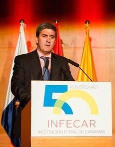 El presidente de AFE, Xabier Basañez.