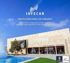 La Institución Ferial de Canarias (Infecar).