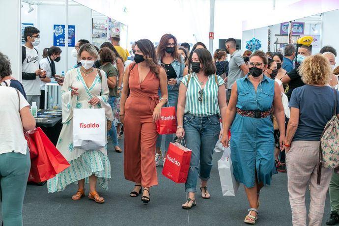 Más de 12.000 visitantes en Fisaldo, apoyando a pymes