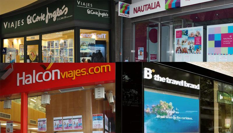 La crisis económica se ceba con las pequeñas agencias y da alas a medianas y grandes