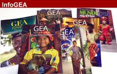 Mundigea Magazine, la revista para los clientes
