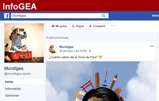 GEA consolida la marca Mundigea en redes sociales