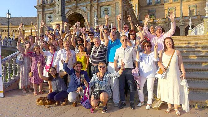 Seh-United Hoteliers celebra en Sevilla el 50 aniversario de Inter-hotel