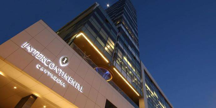 Intercontinental Madrid, ahora hotel 'welcome chinese'