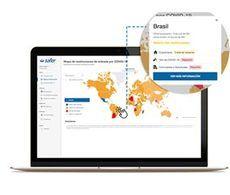 Intermundial presenta un mapa sobre restricciones