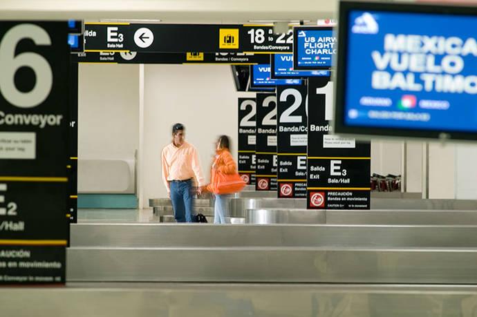 La demanda de pasajeros aéreos se mantiene sólida