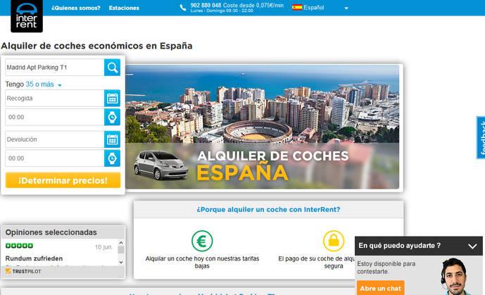 La filial 'low cost' de Europcar, presente en 40 países